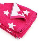 Drap de bain 100x150 cm 100% coton 480 g/m2 STARS Rose preview4