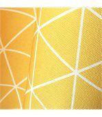 Nappe rectangle 150x250 cm imprimée 100% polyester PACO géométrique jaune Maïs preview3