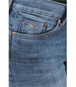 Jeans taille basse slim preview3