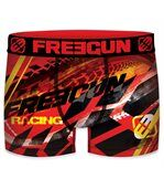 Lot de 4 boxers Homme Freegun Multicolore preview3