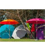 Parasol rond inclinable aluminium 2,70m preview2