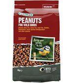 Cacahuètes pour oiseaux sauvages 2 kg preview1