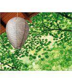 Epouvantail nid de guêpes factice preview3