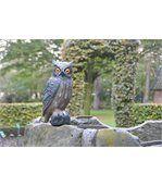 Epouvantail chouette pour éloigner pigeons et étourneaux preview2