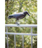 Epouvantail corbeau pour éloigner les pigeons preview3
