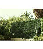Haie artificelle 243 brins vert thuyas en rouleau Lux (Lot de 6) preview1