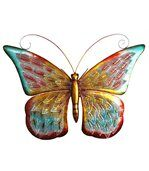 Papillon en métal Miami 61 cm preview1