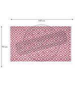 Tapis intérieur extérieur Chanler blush 150 x 90 cm preview4