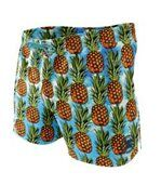 No Publik - Short De Bain Homme Pineapple preview2