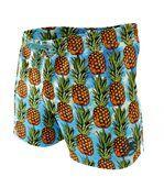 No Publik - Short De Bain Homme Pineapple preview1