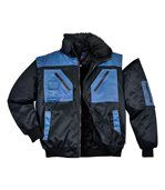 Blouson pilote bicolore Portwest preview2