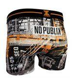 No Publik - Boxer Microfibre Homme Industrial Style preview2
