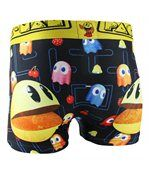 No Publik - Boxer Microfibre Homme Pacman Faces preview2