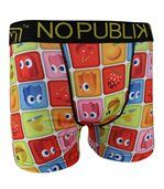 No Publik - Boxer Microfibre Homme Pacman Icon preview1