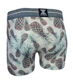 No Publik - Boxer Microfibre Homme Pineapple Graph preview2
