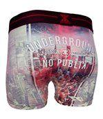 No Publik - Boxer Microfibre Homme Underground preview2