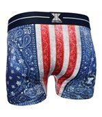 No Publik - Boxer Microfibre Homme Usa Bandana Flag preview2