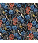 No Publik - Boxer Microfibre Homme Flowers Birds preview2