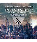 No Publik - Boxer Microfibre Homme Indianapolis preview2