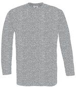 T-SHIRT MANCHES LONGUES EXACT150 Sport Grey preview1