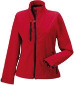 VESTE SOFTSHELL FEMME Classic Red preview1
