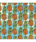 No Publik - Short De Bain Homme Pineapple preview3