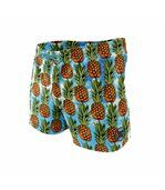 No Publik - Short De Bain Homme Pineapple preview1