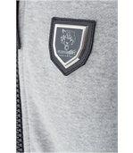 Veste Zippée Bicolore Mjb0082 Match  - Plein Sport preview4