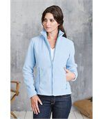 MAUREEN > VESTE MICROPOLAIRE FEMME Tropical Blue preview2