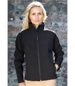 VESTE SOFTSHELL FEMME Grey preview3