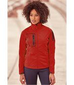 VESTE FEMME Sportshell 5000 Classic Red preview3