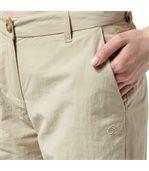 Craghoppers - Pantalon Modulable Nosilife - Femme (Beige) - UTCG819 preview4