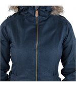 Trespass Everyday - Veste Imperméable - Femme (Bleu marine) - UTTP1257