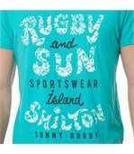 T-Shirt Rugby Sun preview3