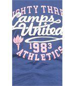 CAMPS UNITED T-shirt signature