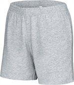 short jersey Femme - PA152- gris chiné preview1