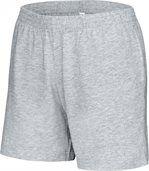 short jersey Femme - PA152- gris chiné preview2