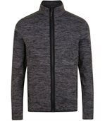 Veste tricot polaire unisexe- 01652 - gris chiné - taille:L preview1