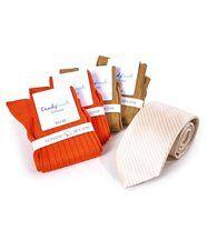 Coffret cadeau ASSELO - 18 assortiments - Couleur - beige blanc tilleul, Taille - 39-40
