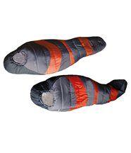 Twist - un sac de couchage qui bouge avec vous - 1 personne. 8°c / -12°c