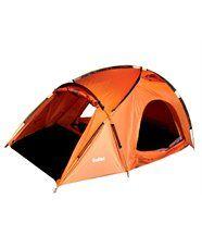 Sahara - tente randonnée 3 portes - tente 2 pl.arceaux duraluminium