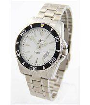 Montre Homme Classique Bracelet Acier SPEATAK 1085