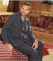 Pyjama Flanelle Confort