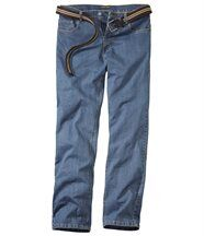 Jeans Stretch Blue Used