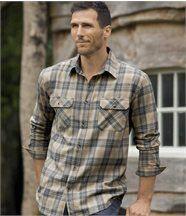 Chemise Flanelle Andin
