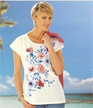 Tee-Shirt Hibiscus
