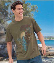 Tee-Shirt Impression Corse