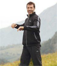 Molton joggingbroek 'Sport Team'