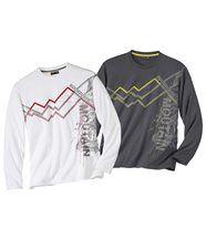 Set van 2 T-shirts 'Original'