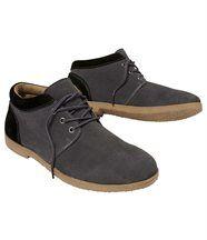 Schuhe mit halbhohem Schaft